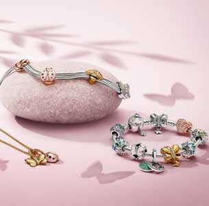 Pandora Jewellery Collection at Stephens Jewellery